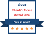 Avvo Client's Choice Award 2016 Badge