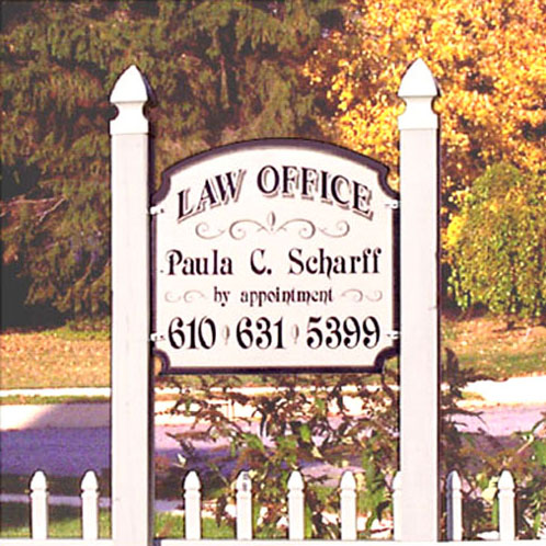 Law Office of Paula Christine Scharff